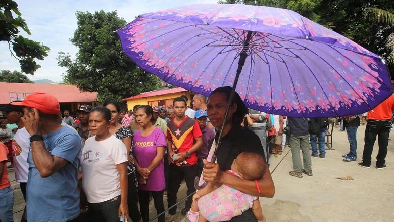 Timor Leste Gelar Pemilihan Presiden