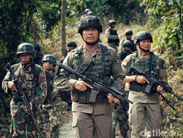 Kapolda Sulteng Brigjen Pol Rudy Sufahriadi kunjungi Pos Satgas Tinombala