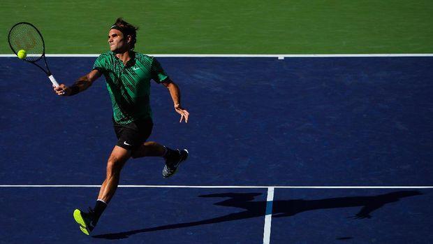 Roger Federer enam kali juara Australia Open.