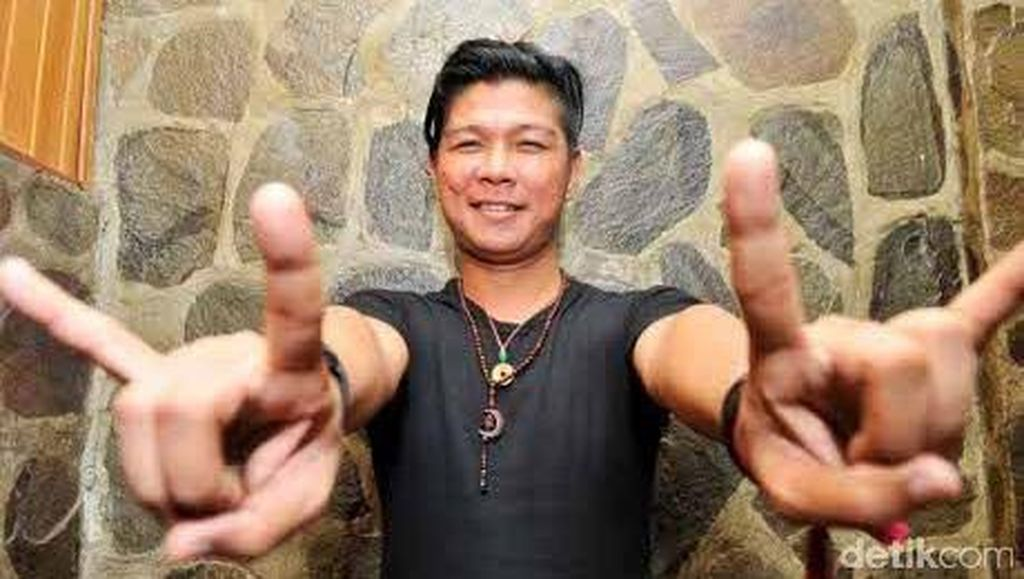 Andhika Eks Kangen Band Dilantik Jadi Pengurus Demokrat di Lampung