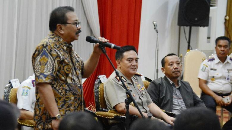 Sopir Angkot Minta Angkutan Online di Surabaya Dibatasi dan Uji KIR