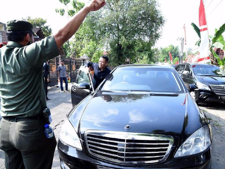 Mobil Kepresidenan yang Dipinjamkan ke SBY Dikembalikan ke Istana
