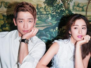 Rain dan Kim Tae Hee Dikaruniai Anak Perempuan