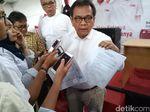 Diloloskan Jadi Caleg, M Taufik Cabut Semua Gugatan ke KPU