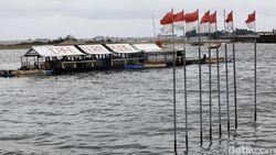 YouTuber Ngerujak Pakai Air Pantai Losari Makassar, Ini Respons Dinkes