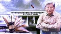 Pada 1992, Hakim Agung Adi Andojo Sudah Adili Korupsi Rp 811 M