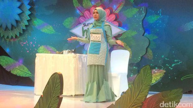 5 Bakat Unik Hijabers Yogyakarta di Audisi Sunsilk Hijab Hunt 2017