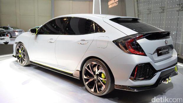 Honda Segera Rilis Civic Turbo