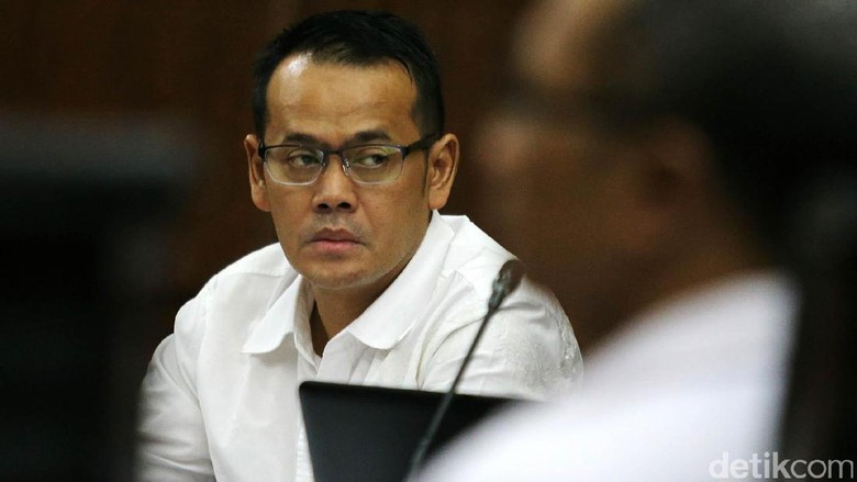 Fahmi Darmawansyah Jalani Sidang Lanjutan