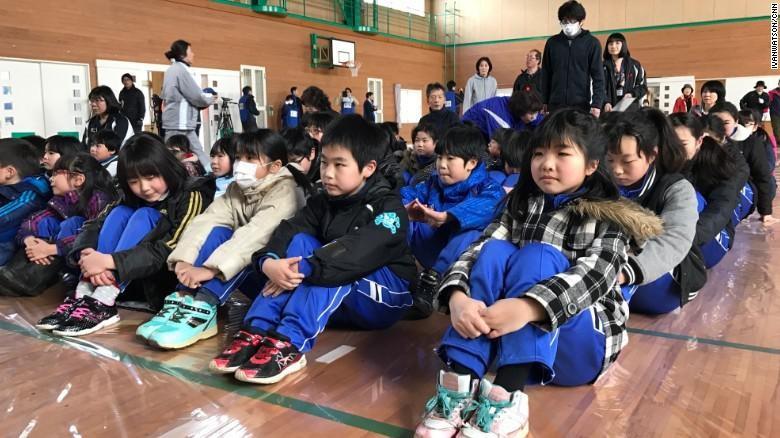 Antisipasi Rudal Korut, Murid SD di Jepang Ikut Latihan Evakuasi