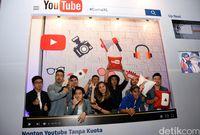 YouTube Makin Sering Diakses Lewat Ponsel, Naik 155%