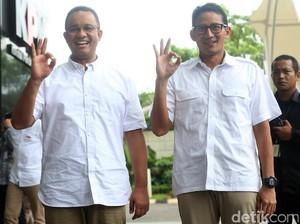 Membandingkan Target 100 Hari Anies-Sandi dengan Jokowi-Ahok