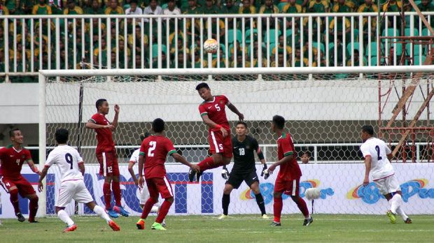 Anniversary Cup 2018 digelar di Stadion Pakansari karena tempat tersebut akan menjadi salah satu venue Asian Games 2018.