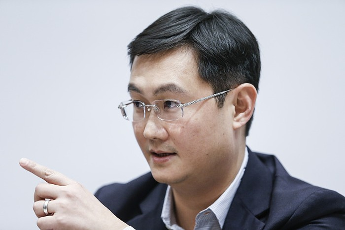 Ma Huateng, CEO dan pendiri Tencent. Foto: Getty Images