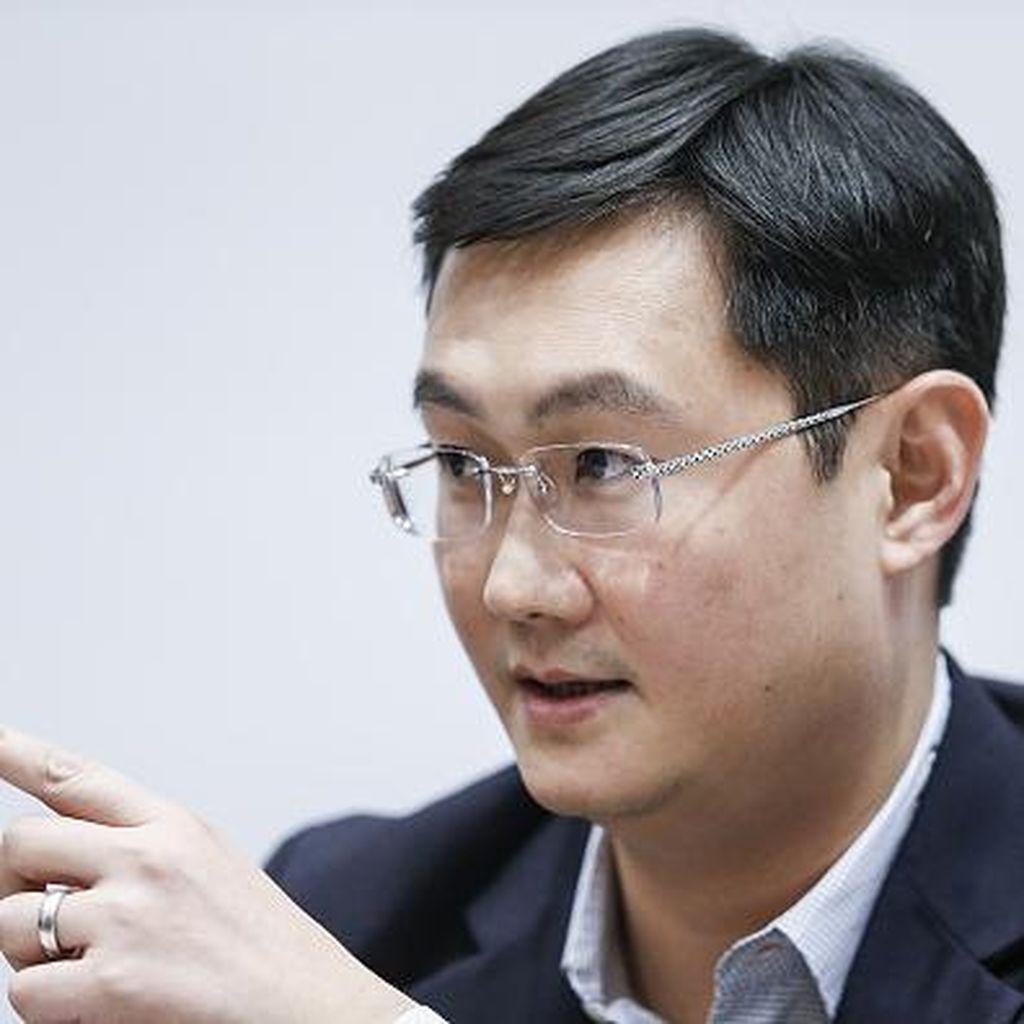 Bos Tencent: Kesengsaraan ZTE Jadi Cambuk Buat China