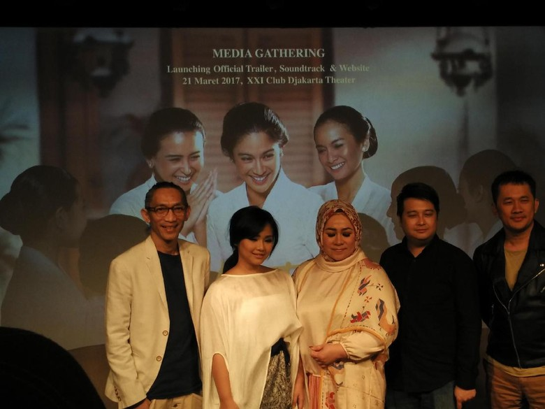 Trailer Film Kartini Resmi Dirilis