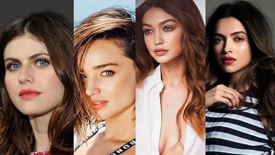 10 Wanita Tercantik di 2016