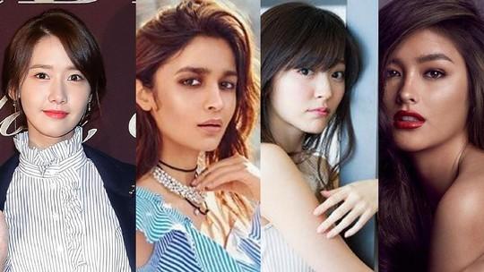 10 Wanita Cantik Asia, Mana Jagoanmu?