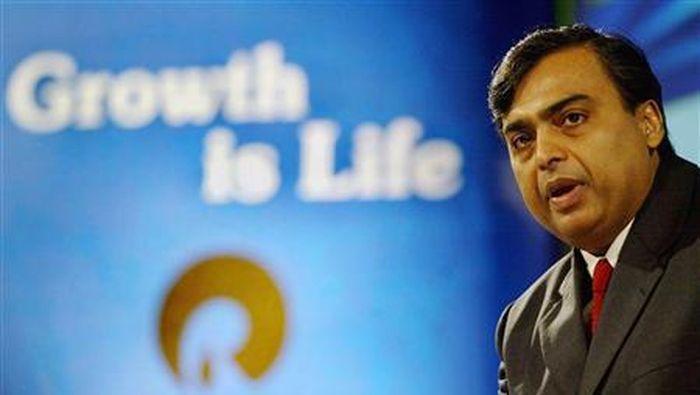 Mukesh Ambani/Foto: Reuters