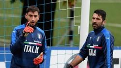 Petuah Gianluigi Buffon untuk Gianluigi Donnarumma