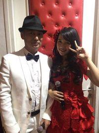 Kebersamaan Kinal dan Jiro yang diunggah di Twitter.