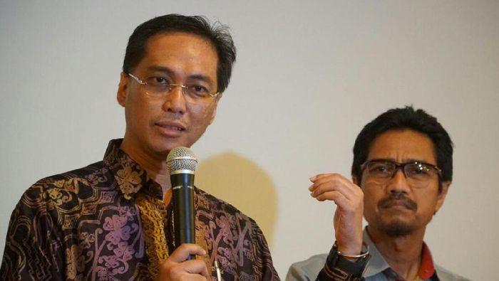 Dirut Semen Indonesia Rizkan Chandra. Foto: Pool
