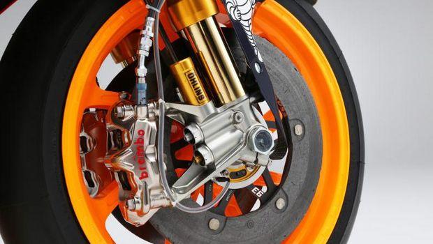 Mengintip Performa Motor yang Bawa Marc Marquez Juara