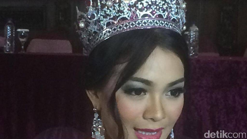Dengar 2 Finalis Puteri Indonesia Diduga Terkait Prostitusi, Kezia Warouw Kaget