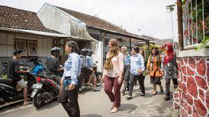 Selamat Datang di Indonesia Melinda Gates