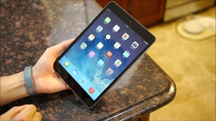 Apple iPad. Foto: internet