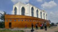 Masjid Safinatun Najah Semarang, Rumah Ibadah Unik di Atas Kapal