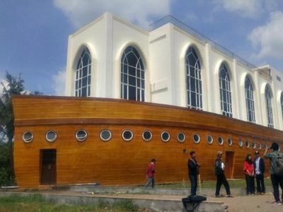 Masyaallah, 5 Masjid Indonesia dengan Arsitektur Unik