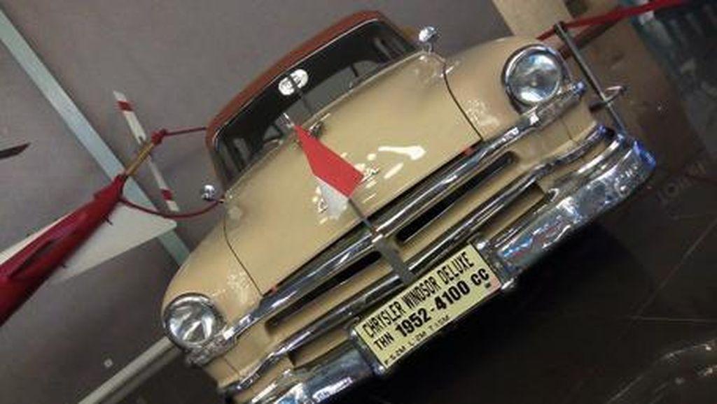 Ribut-ribut Mobil Presiden, Kalau Soekarno Dulu Mobilnya Apa Ya?