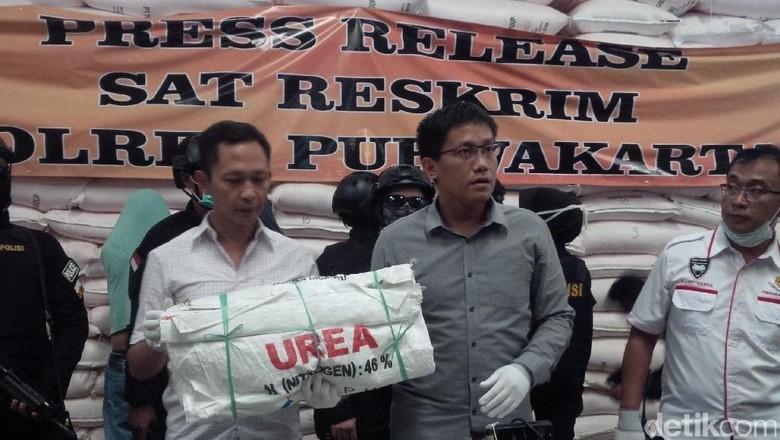 PT Pupuk Kujang Minta Polisi Tindak Tegas Penyelewengan Pupuk Bersubsidi