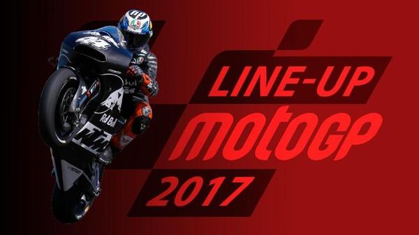 Ini Dia Para <i>Rider</i> MotoGP 2017