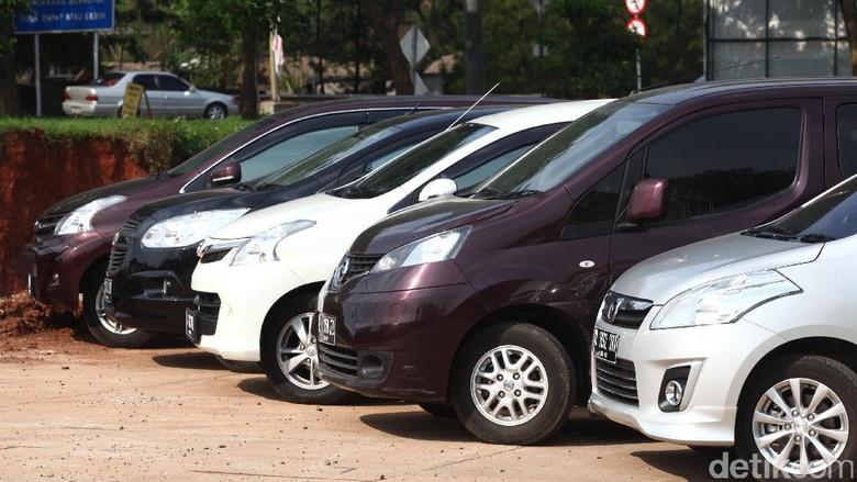 Line up mobil Low MPV di Indonesia (Foto: dok detikOto)