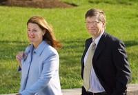 Kemesraan Melinda Gates