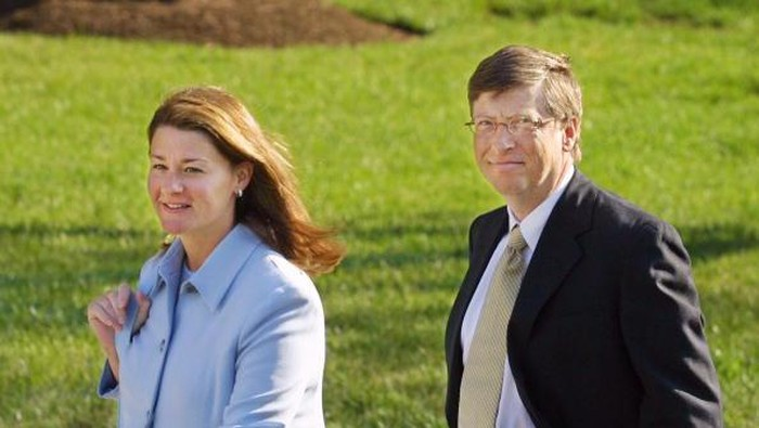 Bill Gates & Melinda Gates. (Foto: Getty Images)