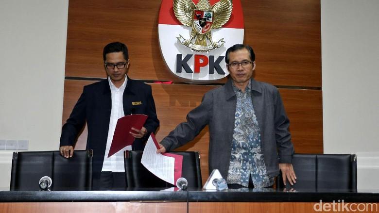 OTT Kalapas Sukamiskin, Ada Keluarga Napi Korupsi Ikut Dibawa KPK