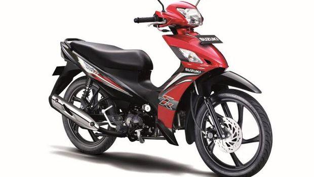 Suzuki Smash hidup kembali