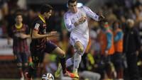 Barca Vs Madrid: Ancelotti Kenang Gol Bale di El Clasico