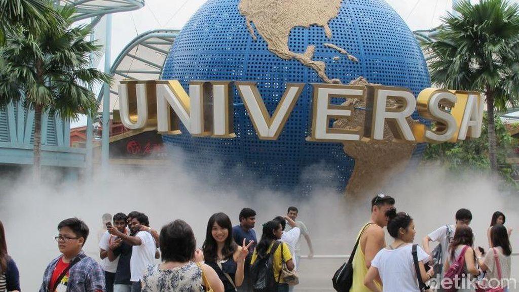 Tempat Wisata Singapura yang Didatangi 20 Juta Turis Setahun