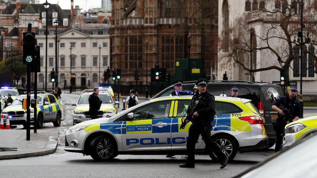 Ada Aksi Teror di Inggris, Kemenlu Imbau WNI Tetap Waspada