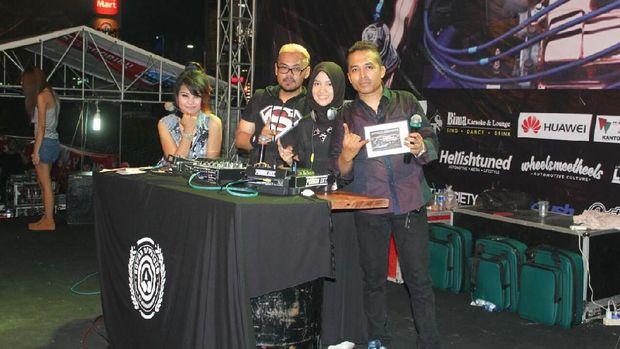 Ini Kata Ariska, DJ Berhijab yang Jadi Kontroversi karena Pakai Cadar