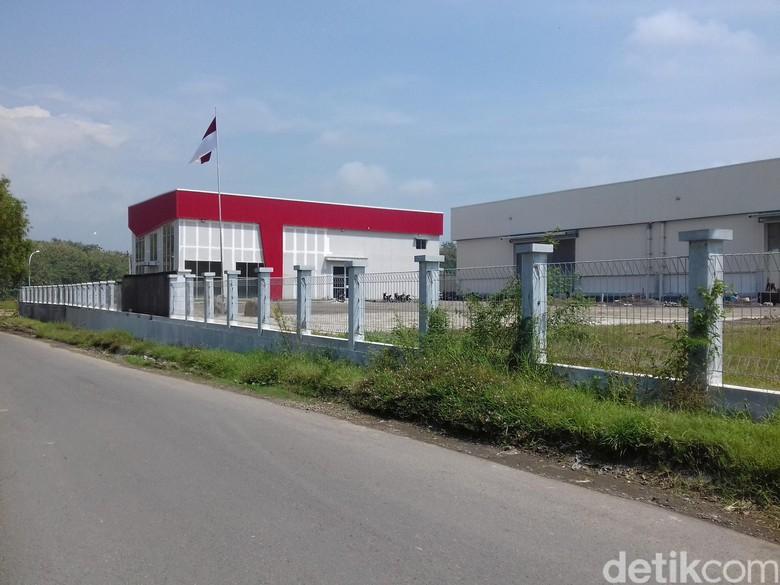 Pabrik Esemka di Boyolali. Foto: Bayu Ardi Isnanto