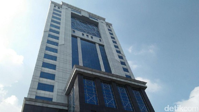 Gedung Kementerian Keuangan. Foto: dok. detikFinance