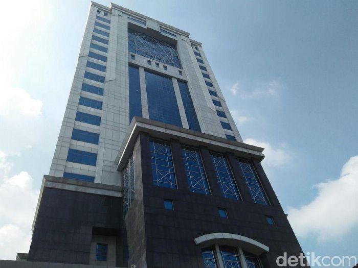 Gedung Kementerian Keuangan/Foto: Yulida Medistiara/detikFinance