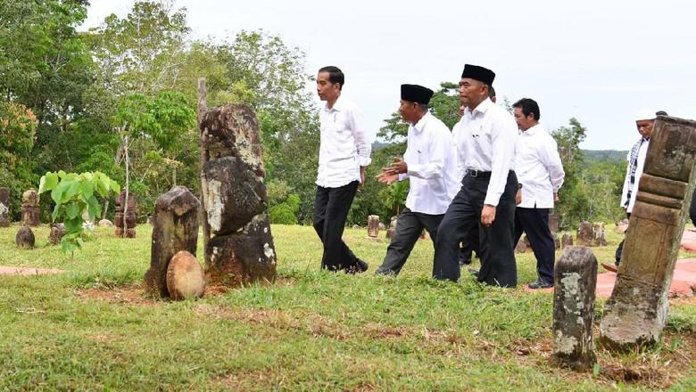 Mengenal Barus, Pusat Peradaban Islam Tertua di Nusantara
