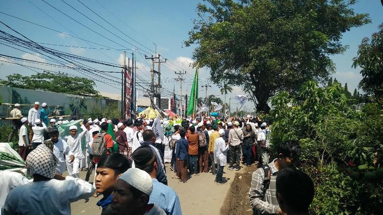 Tolak Pembangunan Gereja di Bekasi, Orator: Masih Status Quo