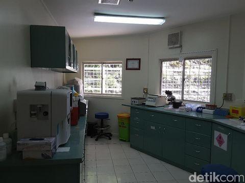 Laboratorium di RS Wa Banti
